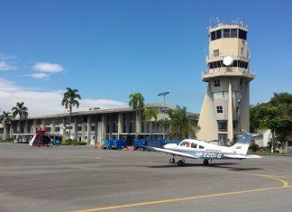 Aeropuerto El Edén, Armenia, Colombia (Foto: Aerocivil)