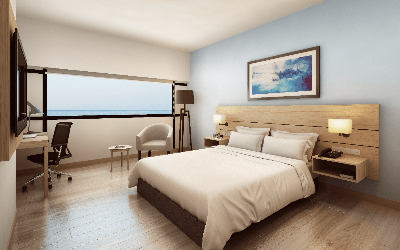 IHG echa raíces en Manga (Cartagena) con un Holiday Inn Express operado por oxoHotel