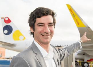 Felix Antelo, CEO Viva Air Colombia (Foto Viva Air)