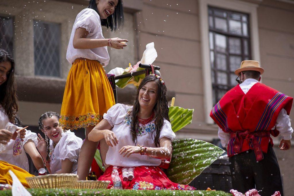 Carnaval Quito